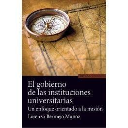 GOBIERNO DE LAS INSTITUCIONES UNIVERSITARIAS,EL