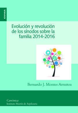 EVOLUCIÓN Y REVOLUCIÓN DE LOS SÍNODOS SOBRE LA FAMILIA 2014-2016