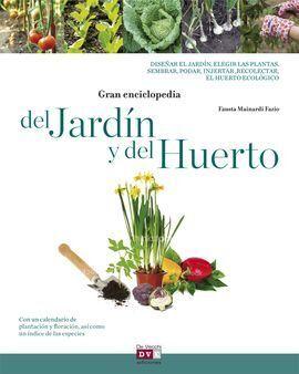 GRAN ENCICLOPEDIA DEL JARDIN Y HUERTO