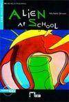 ALIEN AT SCHOOL. BOOK + CD