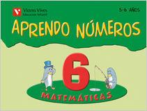 APRENDO NUMEROS CUADERNO 6 (5-6 AÑOS)
