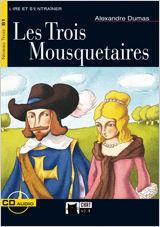 LES TROIS MOUSQUETAIRES +CD.VICENS VIVES