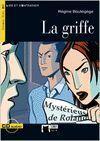 LA GRIFFE. LIBRO + CD