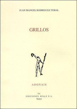 GRILLOS (SAN JUAN DE LA CRUZ 2003)