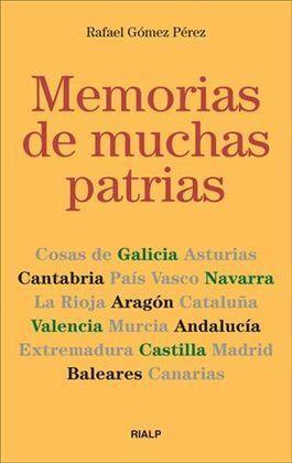 MEMORIAS DE MUCHAS PATRIAS