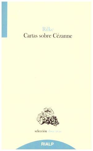 CARTAS SOBRE CÉZANNE