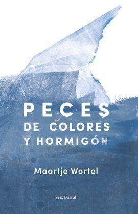 PECES DE COLORES Y HORMIGON