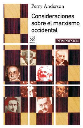 CONSIDERACIONES SOBRE EL MARXISMO (REIMPRESION)
