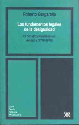 FUNDAMENTOS LEGALES DE LA DESIGUALDAD, LOS