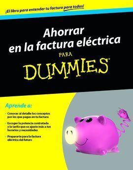 LA FACTURA ELECTRICA PARA DUMMIES