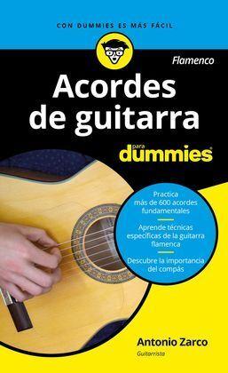 ACORDES DE GUITARRA (FLAMENCO)