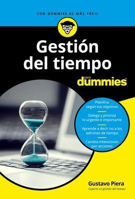 GESTION DEL TIEMPO PARA DUMMIES