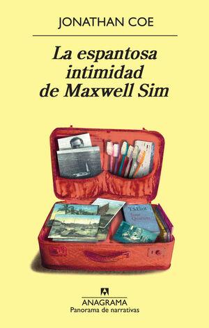 LA ESPANTOSA INTIMIDAD DE MAXWELL DIM