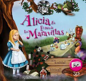 ALICIA EN EL PAIS DE LAS MARAVILLAS - CAJA