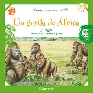 UN GORILA DE ÁFRICA