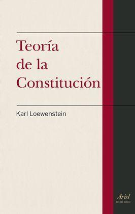 TEORÍA DE LA CONSTIUCIÓN