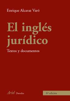 EL INGLÉS JURÍDICO