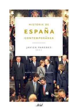 HISTORIA DE ESPAÑA CONTEMPORÁNEA