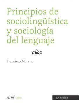 PRINCIPIOS DE SOCIOLINGUISTICA Y SOCIOLOGIA DEL LE