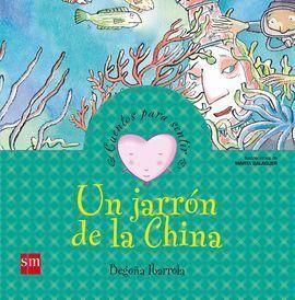 UN JARRÓN DE LA CHINA