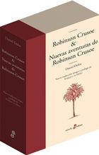 ROBINSON CRUSOE & NUEVAS AVENTURAS DE ROBINSO