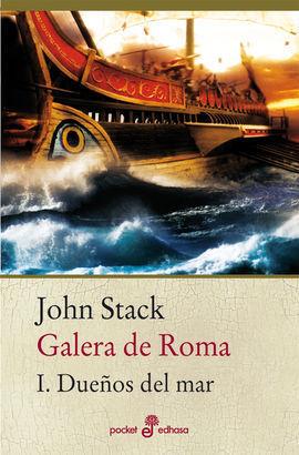 477.GALERA DE ROMA:DUEÑOS DEL MAR I.(POCKET)