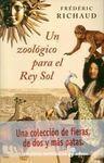 UN ZOOLÓGICO PARA EL REY SOL