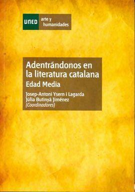 ADENTRÁNDONOS EN LA LITERATURA CATALANA. EDAD MEDIA