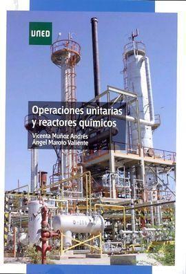 OPERACIONES UNITARIAS Y REACTORES QUIMICOS