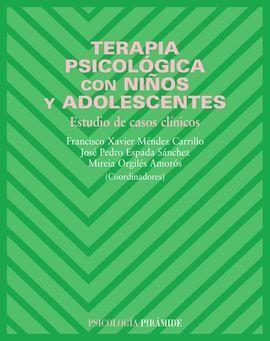 TERAPIA PSICOLÓGICA CON NIÑOS Y ADOLESCENTES