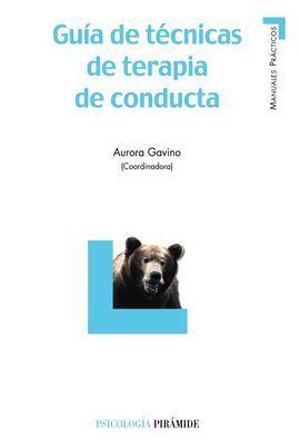 GUÍA DE TÉCNICAS DE TERAPIA DE CONDUCTA