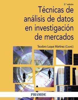 TÉCNICAS DE ANÁLISIS DE DATOS EN INVESTIGACIÓN DE MERCADOS