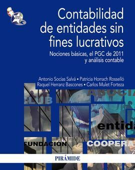 CONTABILIDAD DE ENTIDADES SIN FINES LUCRATIVOS