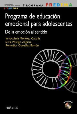 PROGRAMA PREDEMA. PROGRAMA DE EDUCACIÓN EMOCIONAL PARA ADOLESCENTES