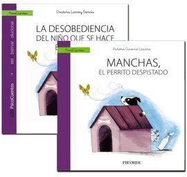 GUÍA: LA DESOBEDIENCIA + CUENTO: MANCHAS, EL PERRITO DESPISTADO