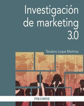 INVESTIGACIÓN DE MARKETING 3.0