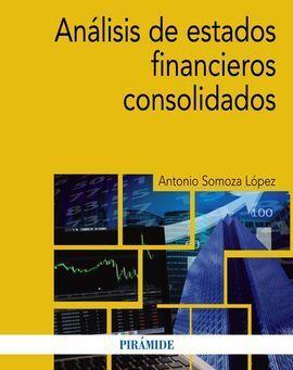 ANÁLISIS DE ESTADOS FINANCIEROS CONSOLIDADOS