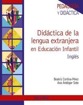 DIDÁCTICA DE LA LENGUA EXTRANJERA EN EDUCACIÓN INFANTIL