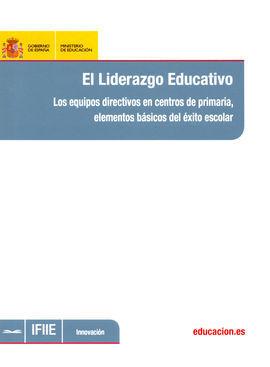 EL LIDERAZGO EDUCATIVO