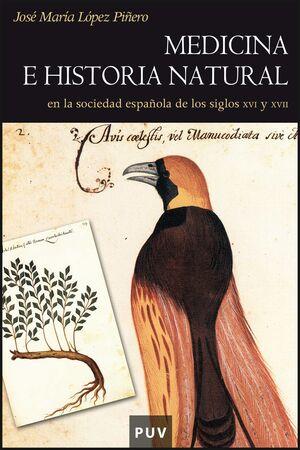 MEDICINA HISTORIA NATURAL ESPAÑA S.XVI-XVII