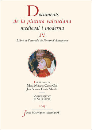 DOCUMENTS 4 DE LA PINTURA VALENCIANA MED