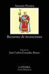 RECUENTO DE INVENCIONES