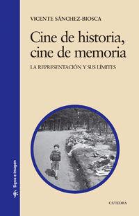 CINE DE HISTORIA, CINE DE MEMORIA