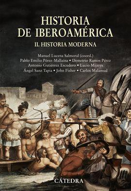 HISTORIA DE IBEROAMERICA TOMO II