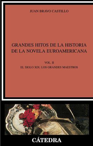 GRANDES HITOS DE LA HISTORIA DE LA NOVELA EUROAMER