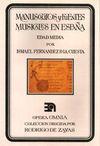 MANUSCRITOS Y FUENTES MUSICALES EN ESPAÑA. EDAD MEDIA