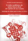 CODICE POLIFONICO DE SANTA CLARA LA REAL CARRION D