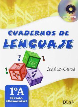 CUADERNOS DE LENGUAJE 1A+ CD GRADO ELEMENTAL