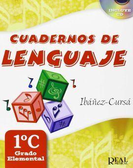 CUADERNO DE LENGUAJE 1C+CD GRADO ELEMENTAL