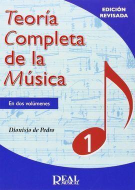 NUEVA ED. TEORIA COMPLETA DE LA MUSICA VOL. 1